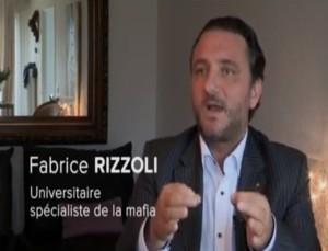 "Fabrice Rizzoli auteur de la ""La mafia de A à Z"""